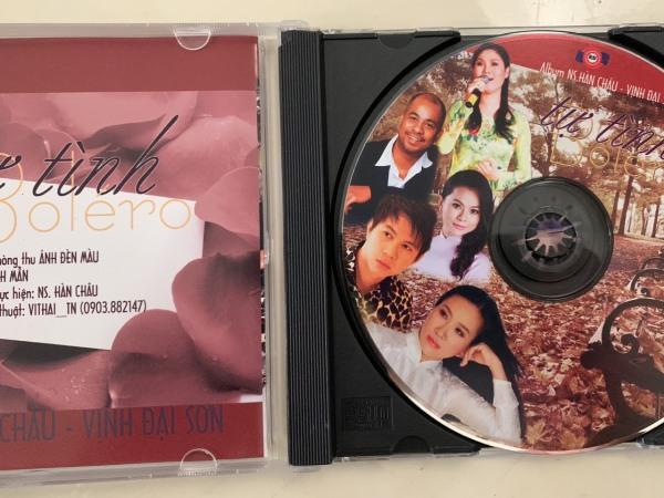Bảng giá CD tự tình bolero siêu hay Phong Vũ