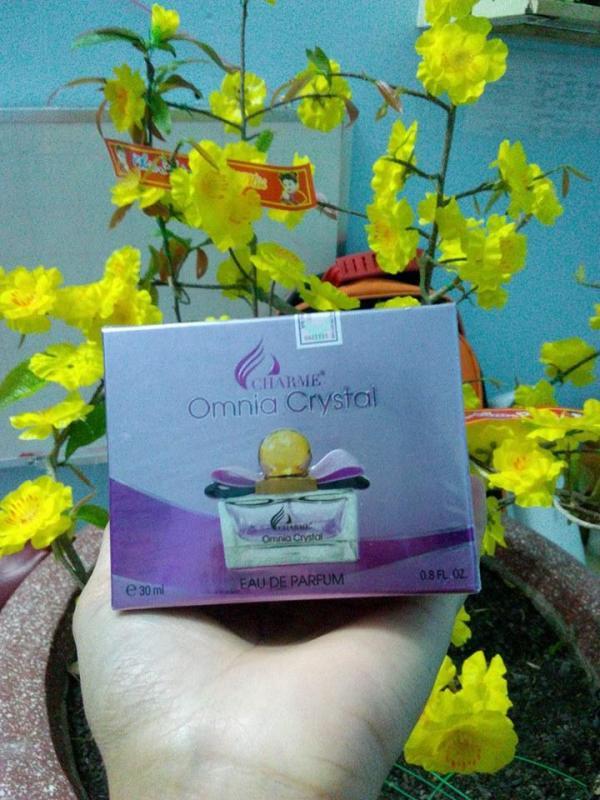 (chính hãng) nước hoa charme omnia