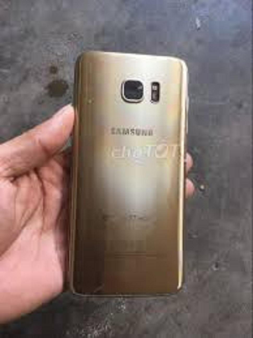 Samsung Galaxy s7 Edge Dual sim Fullbox