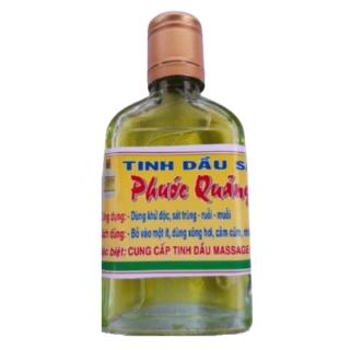 Tinh dầu xả chống muỗi lọ 100ml thơm nức niềm tin của mọi nhà thumbnail