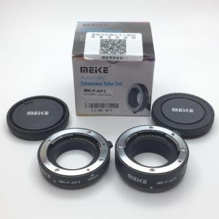 Ống nối Tube Macro AF Meike cho máy ảnh Sony - Fujifilm - Canon EOS M thumbnail