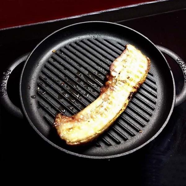 Chảo Gang Nướng Rapido Size 26cm Chống Dính Tốt, Tiếp Nhiệt Nhanh, Giữ Nhiệt Lâu, Dùng Cho Mọi Loại Bếp- shop 4.0