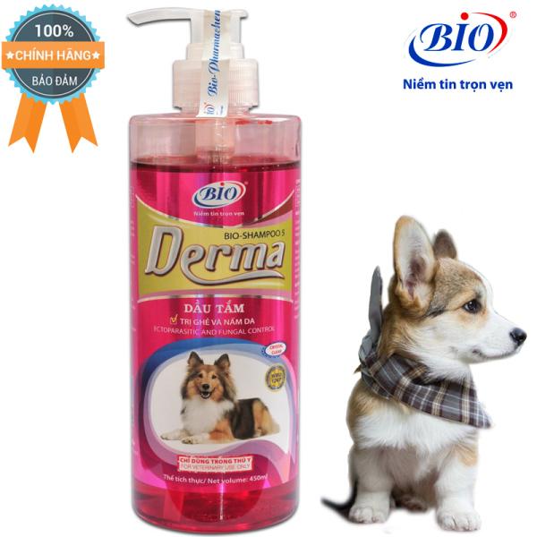 [HCM]Sữa tắm tiêu diệt ghẻ và nấm da demodex triệu chứng hôi lông với rụng lông-79303