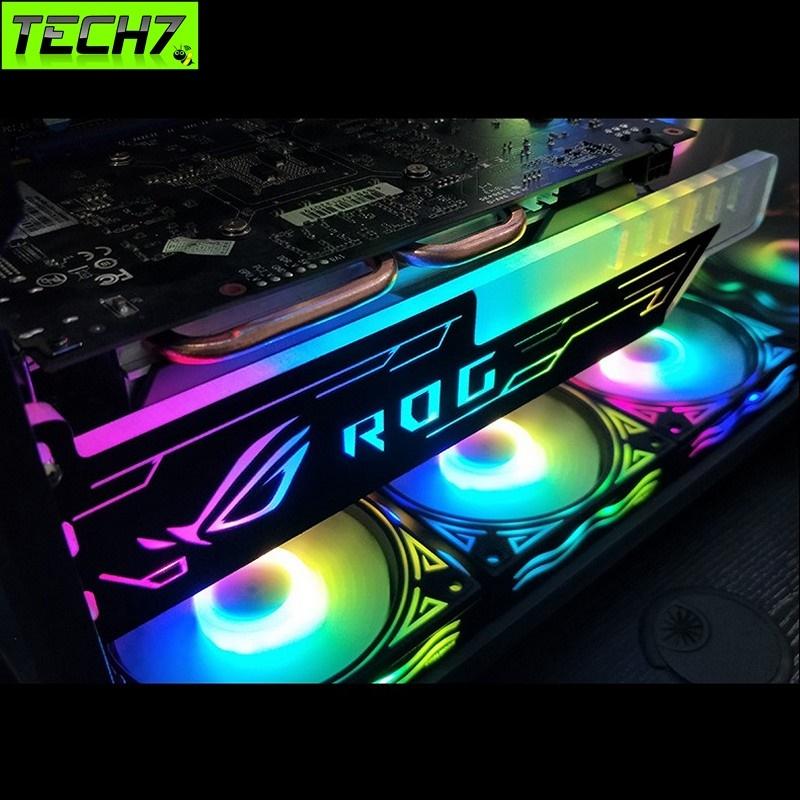 Voucher Khuyến Mãi Thanh Led RGB ROG đồng Bộ Hub , Dùng độ Trang Trí Cho VGA Máy Tính