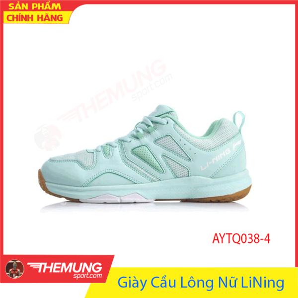 Bảng giá Giày Cầu Lông Nữ LiNing AYTQ038-4