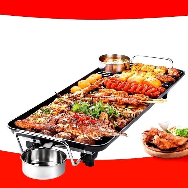 Giá Bếp nướng điện vân đá không khói