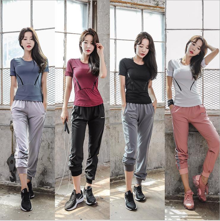 Bộ Quần áo thể thao nữ cao cấp siêu thấm hút mồ hôi SKOT09 ( trang phuc tập gym yoga)