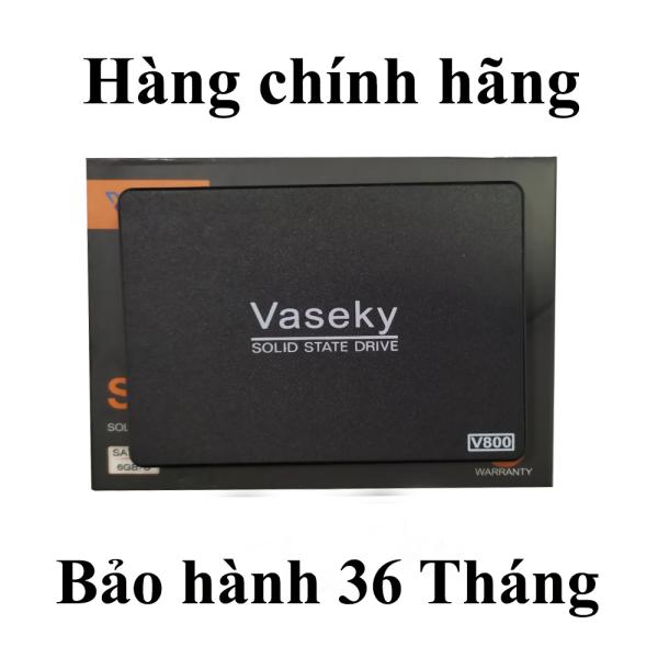 Bảng giá Ổ cứng SSD 240GB Vaseky mới 100% Bảo hành 36 Tháng Phong Vũ