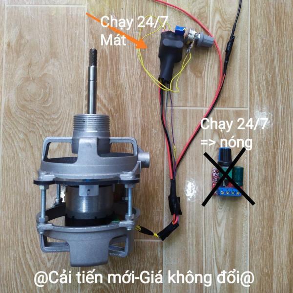 Quạt B4 không chổi than brushless motor 12v 10w-20w