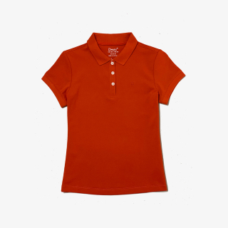 Áo Phông Polo Nữ Cổ Dệt Dmax PL1S012 Dáng Slim Fit Cộc Tay thumbnail