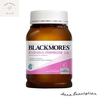 [ Hàng Chính Hãng Úc ] Tinh dầu hoa anh thảo Blackmores evening primrose oil 125 viên - 190 viên thumbnail