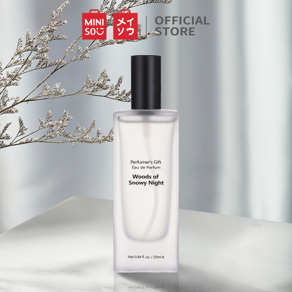 Nước hoa Perfumer Miniso (Woods of Snowy Night) giá rẻ