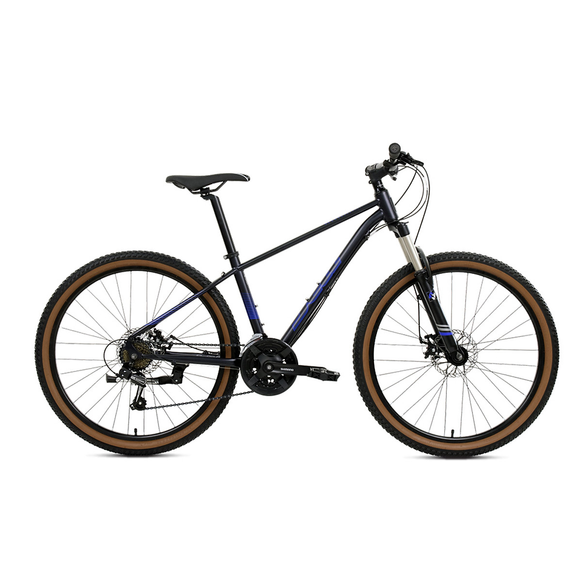 Mua Xe đạp thể thao Jett Cycles Octane (Đen) - Size L