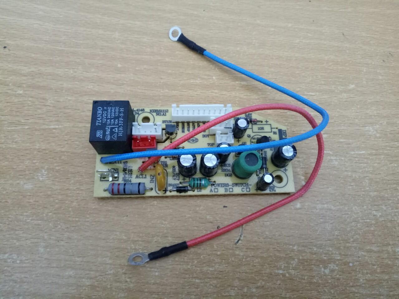 Mạch điều khiển nồi cơm điện KG596 và KG598