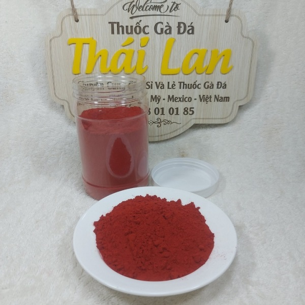 [HCM]nghệ đỏ vô gà - nguyên chất SÀI GÒN (HỦ 300 GRAM)