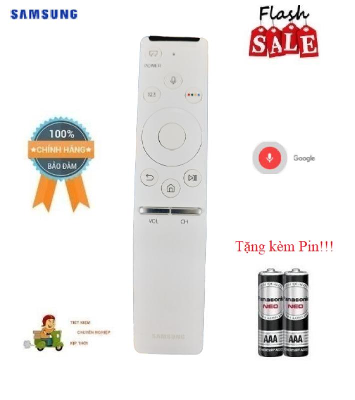 Bảng giá Remote Điều khiển TIVI SAMSUNG giọng nói BN59-01309B- Hàng chính hãng Made in Indonesia mới 100% Tặng kèm Pin