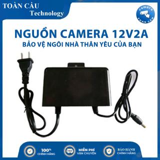 [100% CHÍNH HÃNG] Nguồn Camera 12V2A - Hiệu Suất Hoạt Động Cao - Camera Toàn Cầu thumbnail