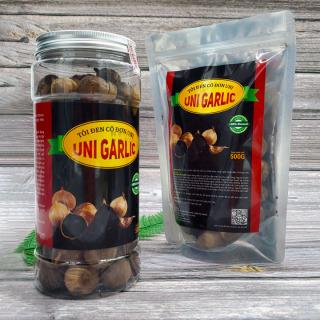 Tỏi đen Uni Garlic củ to, thơm ngon, dẻo lên men theo công nghệ Nhật Bản - Tỏi đen cô đơn tăng cường sức đề kháng, tốt cho sức khỏe thumbnail