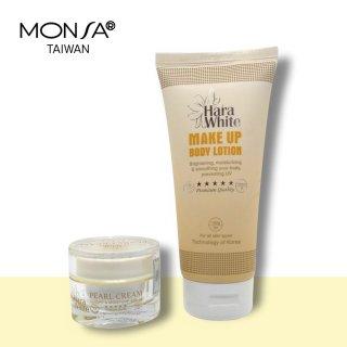 Combo 2 sản phẩm kem dưỡng da mặt và kem dưỡng body thumbnail