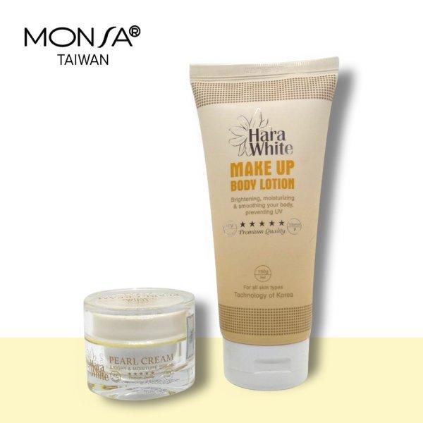 Combo 2 sản phẩm kem dưỡng da mặt và kem dưỡng body giá rẻ