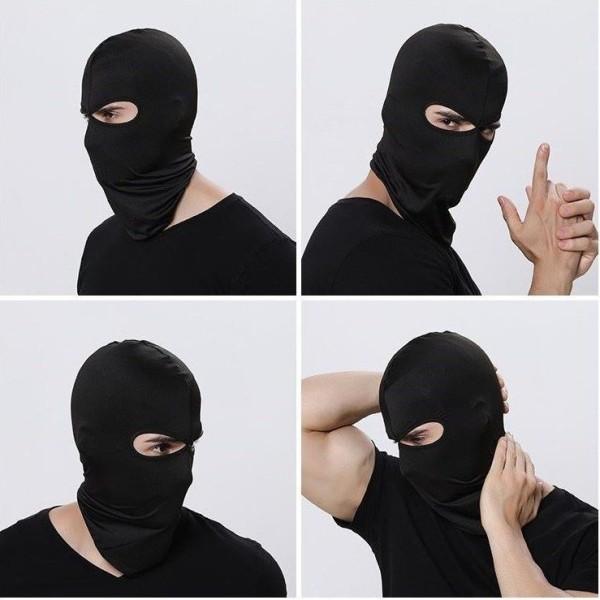Khẩu trang ninja đi phượt che kín cổ Mặt che tai đầu chống nắng gió lạnh,vãi thun 100% Cotton 4 chiều Cao Cấp nhập khẩu