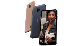 Điện thoại Nokia C20 2Gb/32Gb - Hàng chính hãng, tặng kèm áo thun