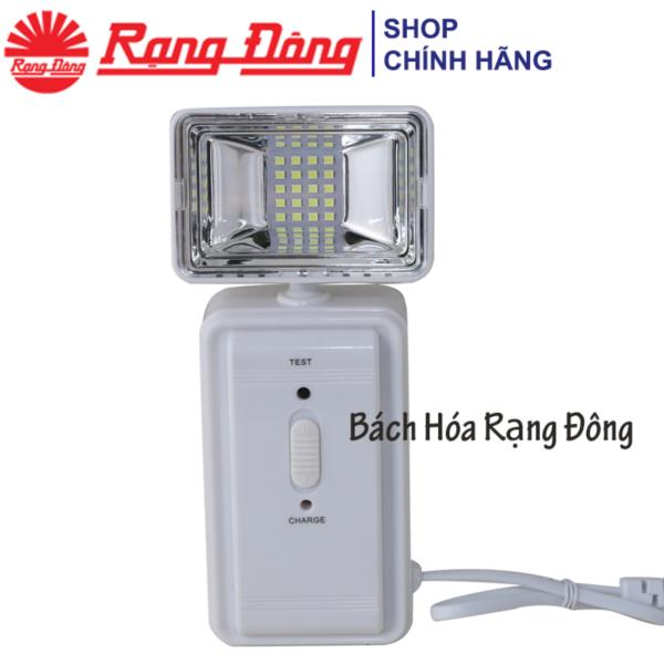 Đèn LED Khẩn cấp 6W Rạng Đông. Model D KC05-3W