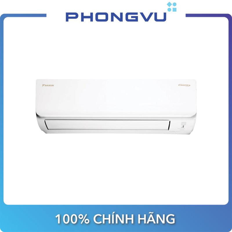 Máy lạnh Daikin Inverter 1 HP FTKA25UAVMV - Bảo hành 12 tháng