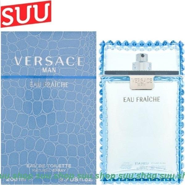 Nước Hoa Nam 200ml Versace Man Eau Fraiche chính hãng