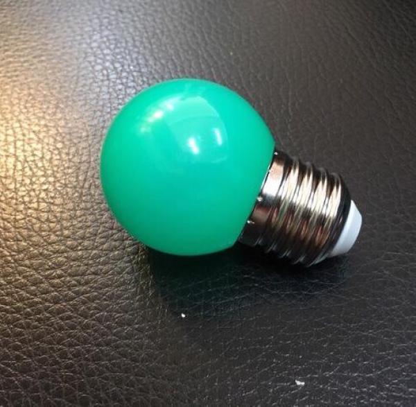 Bóng đèn led tròn 1W Rạng Đông A45 trái chanh E27