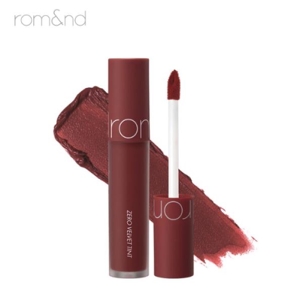 [TẶNG SON MINI][12.12] [New Color] Son Kem Lì Romand Zero Velvet Tint 5.5g giá rẻ