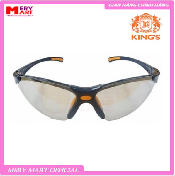 Giá bán Kính bảo hộ cao cấp Kings KY313B chống bụi chống tia UV bảo vệ mắt