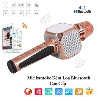 Bán Mic Karaoke Kèm Loa Bluetooth, Mic 3 In 1 Mua Micro SD10- 3in1 mic karaoke + Loa + Bluetooth , Míc Karaoke Gia Đình , Mua Míc Kraoke Không Dây-SD-10 Phiên Bản Mới-Hàng Nhập Khẩu Cao Cấp-BH 1 Đỏi 1 12 Tháng Gía Sập Sàn Sale Lớn 50 % thumbnail