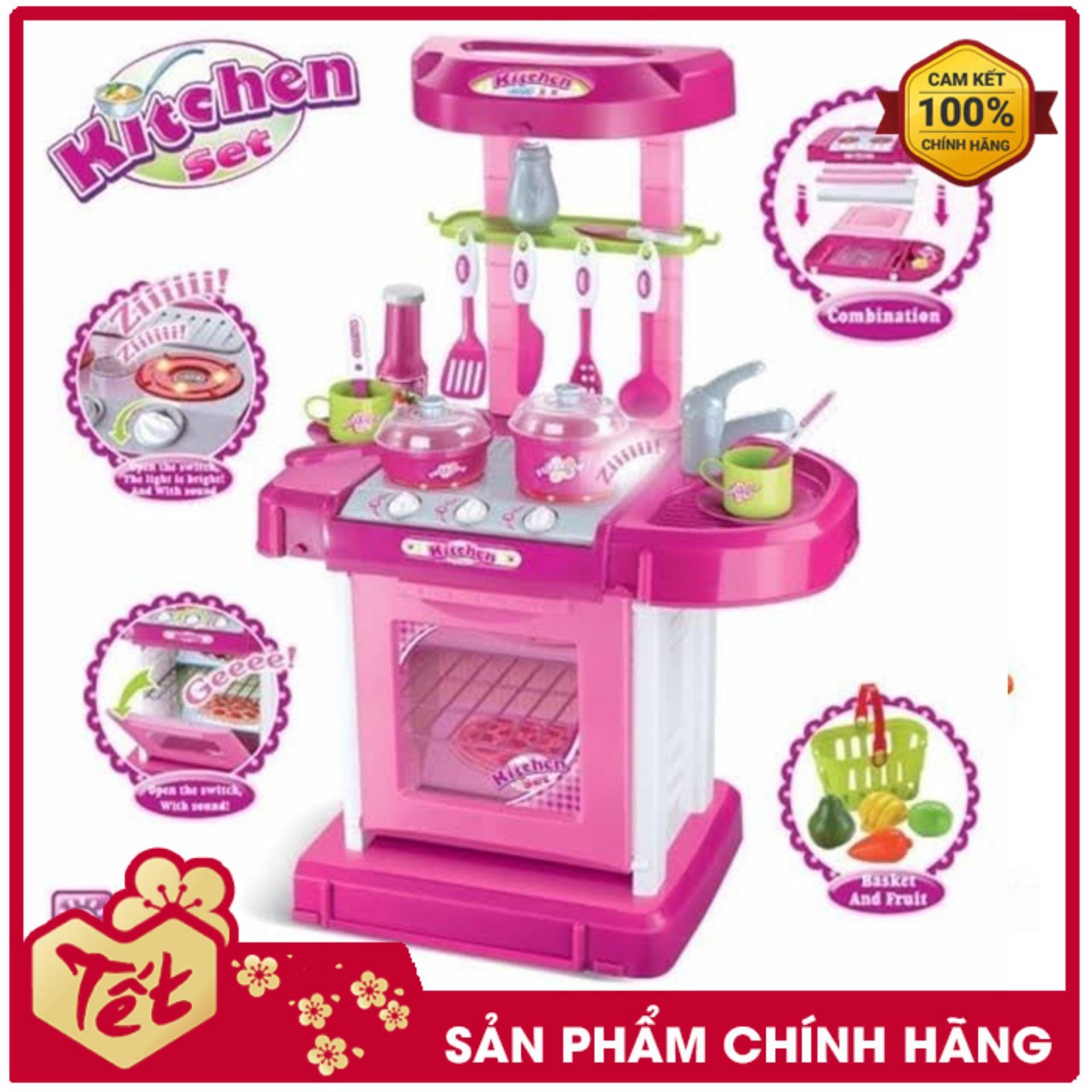 Đồ chơi nấu bếp cho bé gái BBT Global 008-56