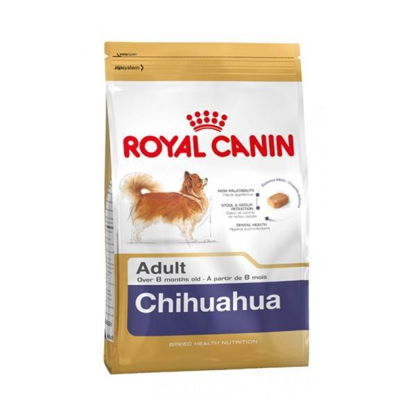Thức Ăn Cho Chó Chihuahua Trên 8 Tháng Tuổi Royal Canin Chihuahua Adult Túi 1.5Kg