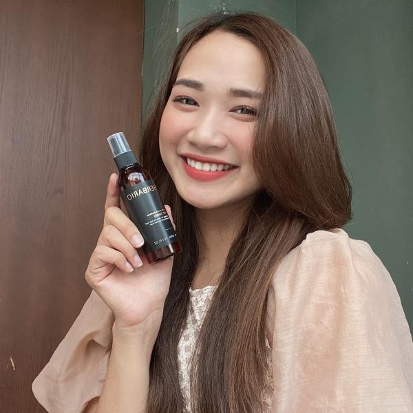 [ GIÚP MỌC TÓC ] Tinh dầu bưởi chống rụng tóc, giúp mọc tóc pomelo Herbario 100ml