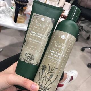 dầu xả 250ml Weilaiya tinh chất tem xám Hà thủ ô gừng hỗ trợ mọc tóc và chống rụng tóc mẫu mới thumbnail
