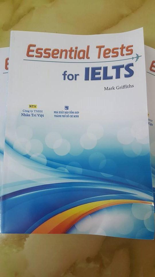 Essential Tests For IELTS Có Giá Cực Kỳ Tiết Kiệm