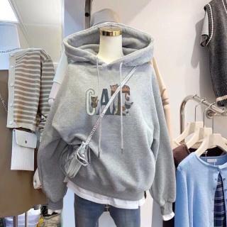 Áo hoodie nữ, áo hoodie nam, họa tiết chữ CAT , áo hoodí siêu hot, thời trang thu đông thumbnail
