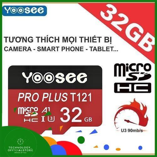 Giảm Giá Khi Mua cho Thẻ Nhớ 32gb Yoosee Dùng Cho Camera Mẫu Mới