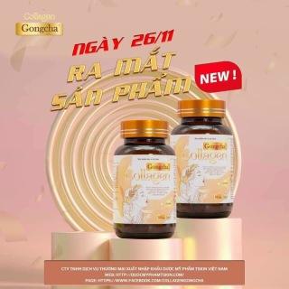 Viên uống Collagen Gongcha ( MUA 3 TẶNG 1 KEM NÁM MELASMA ) thumbnail
