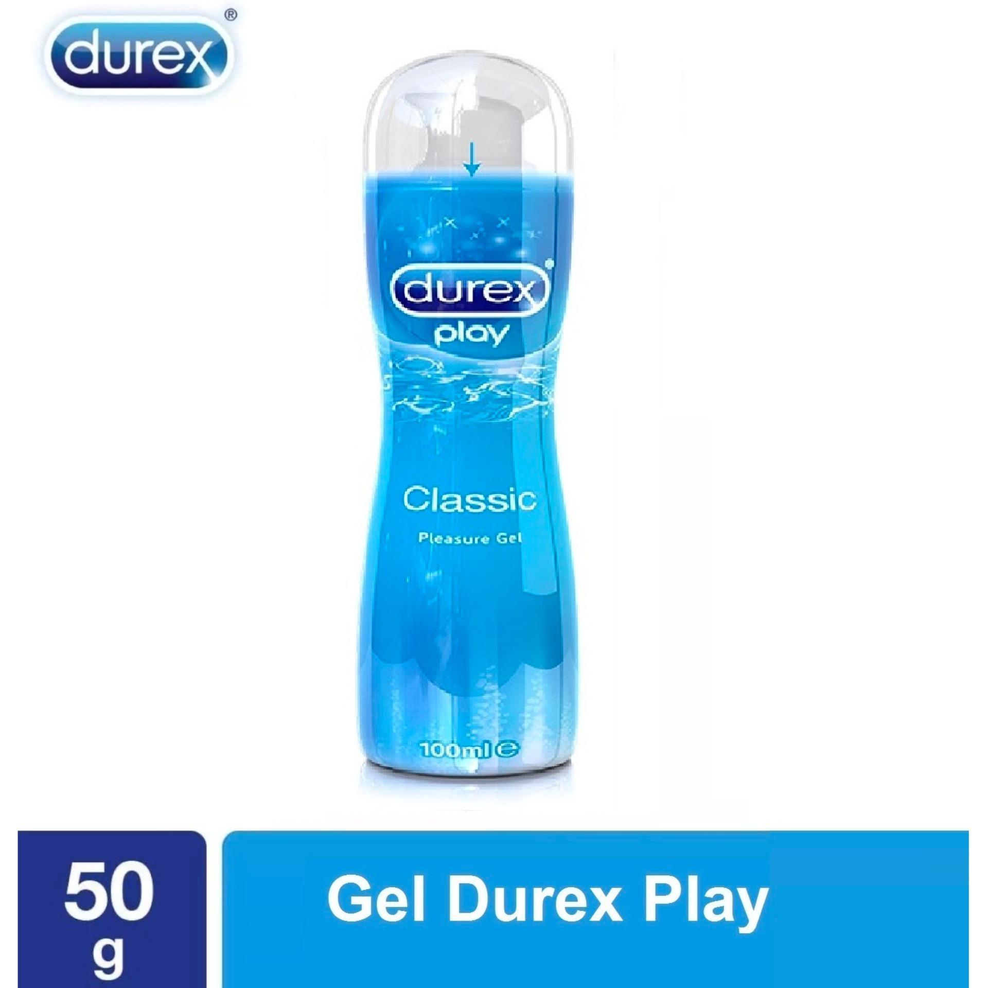 Gel bôi trơn Durex Play hoặc KY 50G [che tên sản phẩm] cao cấp