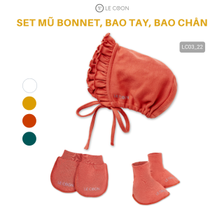 MŨ BONNET, BAO TAY, BAO CHÂN