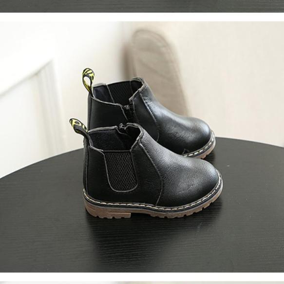 Giay cho be,giay the thao cho be,Giày Cho Bé Kiểu Dáng Hàn Quốc ,giày thể thao cho bé 20340 Màu đen-23 -VICTORIA giá rẻ