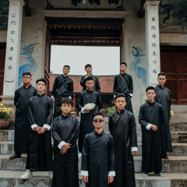 Áo Dài Thượng Hải Nam Giá Rẻ - Áo Diệp Vấn Hàng Chất Lượng