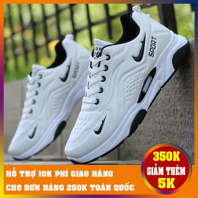 Giày nam YA-18 chất liệu da tổng hợp, gia công kỹ lưỡng, đảm bảo bền bỉ và luôn chắc chắn [Nên Đo Chân Và Đối Chiếu Bảng Size Bên Dưới] giá rẻ