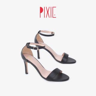 Giày Sandal Cao Gót 9cm Quai Hậu Pixie X763 thumbnail