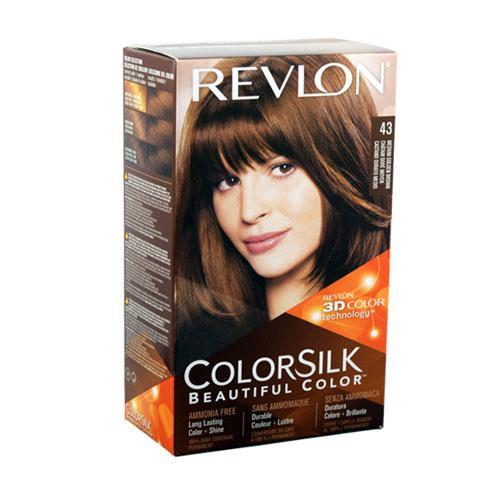 Thuốc Nhuộm Tóc Phủ Bạc Chiết Xuất Từ Thảo Mộc Thiên Nhiên Màu Sắc Trẻ Trung , Năng Động Revlon Beautiful Color (100% From USA) nhập khẩu
