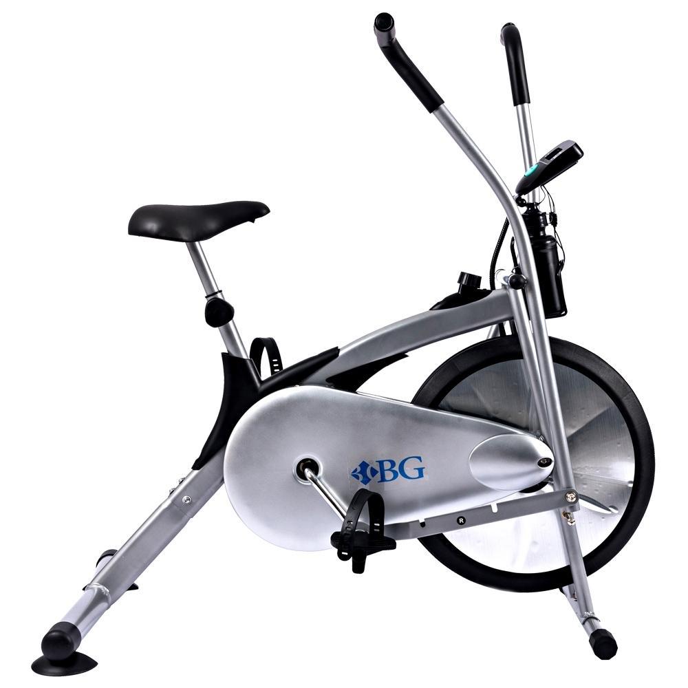Bảng giá GYM19 - Xe đạp tập thể dục tại nhà Air bike 8701  màu xám