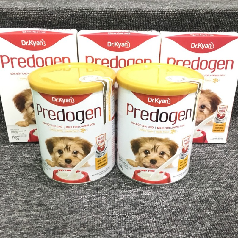 PREDOGEN - Sữa bột cao cấp cho chó - Lon 400g